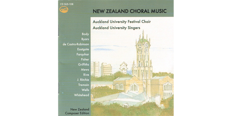 New Zealand Choral Music